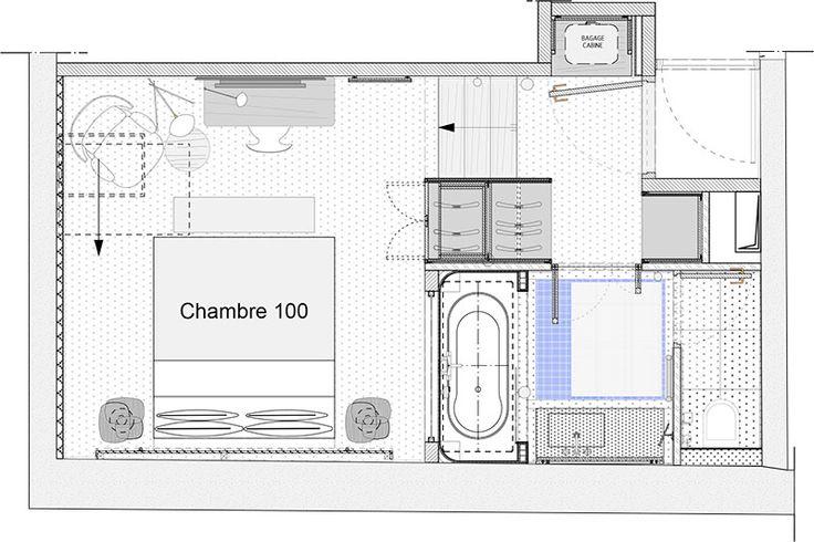 -> Pour vos séjours d'affaires à Paris, réservez une chambre à l'hôtel du Ministère dans le 8ème