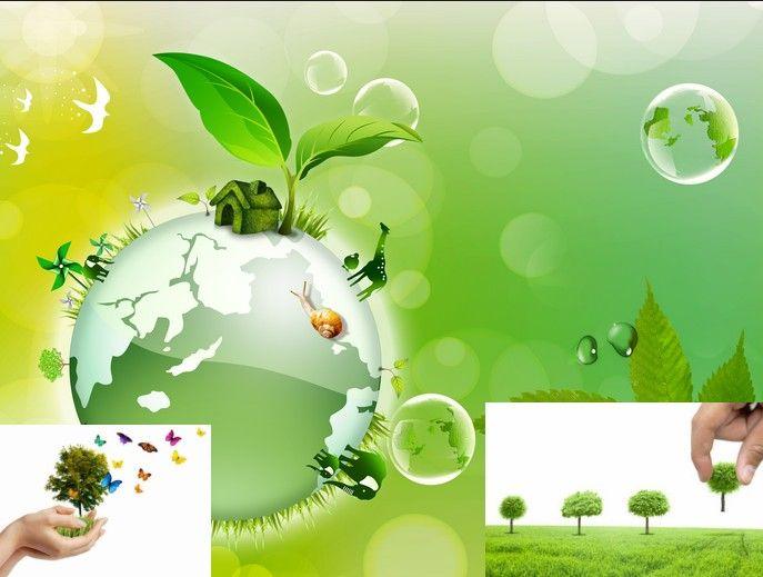 День Земли с любовью к прекрасной планете