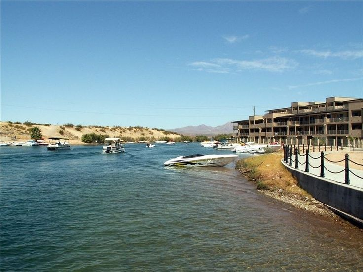 Kings View Condo Rentals - Lake Havasu City, AZ (Channel/London Bridge)