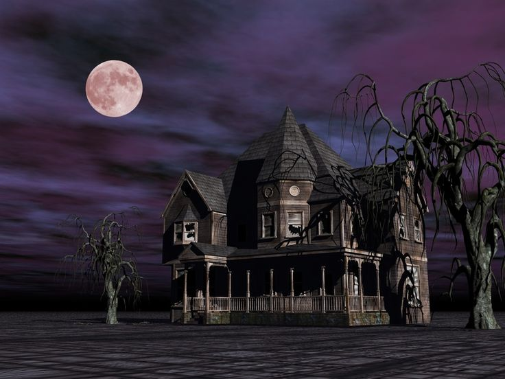 haunted houses scary isnt it b9 of coz where me and my frnds lived for - Halloween Haunted Places