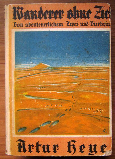 Wanderer ohne Ziel - Artur Heye - 1925 Die wahren wandrer aber sinds die reisen Nur um zu reisen; federleichter hauf! Sie können nie ihr schicksal von sich weisen. Sie wissen nicht warum und rufen: auf! Der sonne glanz auf veilchenfarbnen meeren Der glanz der städte wenn die sonne