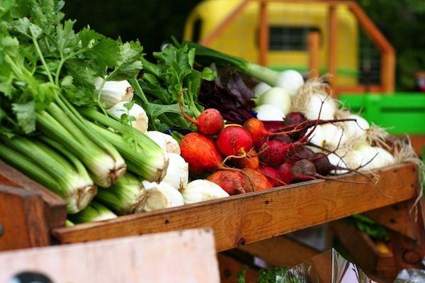 Seasonal guide for fruit and veg