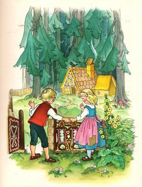 hansel-e-gretel Felicitas Kuhn-Klapschy