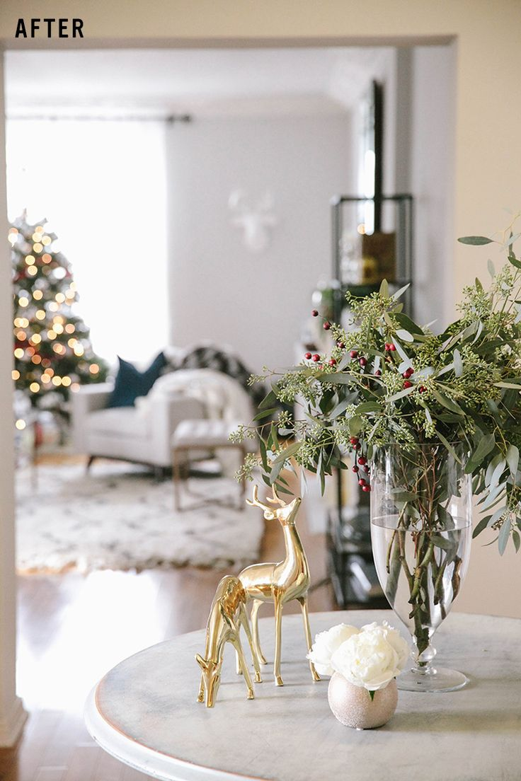 Simple Holiday Decorations 329 Best Holiday Decorating Images On Pinterest  Holiday .