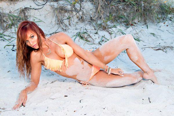 Revealing New Shots of TNA Knockout Christy Hemme