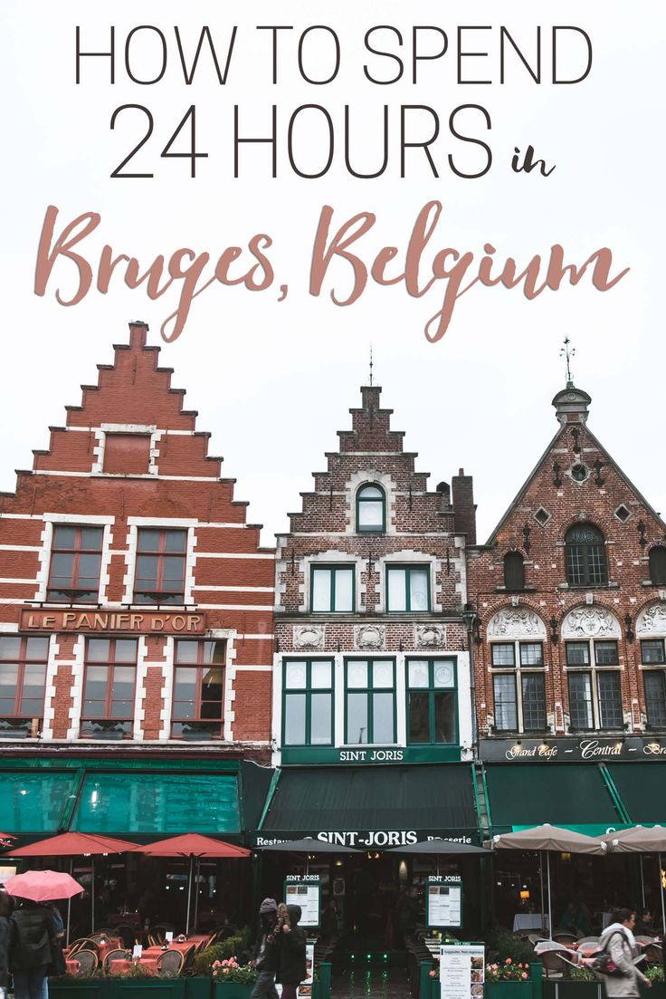 This post was written bySivan, our Student Travel Expert Contributor! Where the houses look like they're made of gingerbread and the diet consists of chocolate and beer, Bruges is the perfect place to discover the roots of Belgium.The best