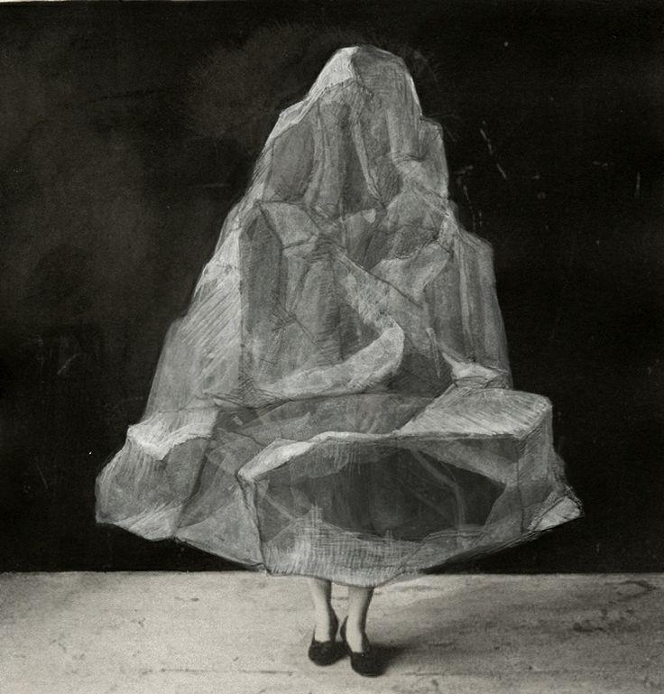 Mountain wear - tribute to Anne Hamilton 2012