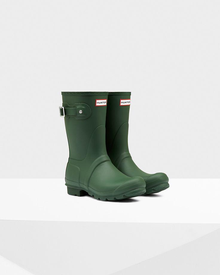 Best 25  Short rain boots ideas on Pinterest | Short hunter boots ...