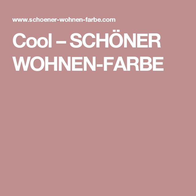 1000 ideas about sch ner wohnen farben on pinterest sch ner wohnen wandfarbe sch ner wohnen. Black Bedroom Furniture Sets. Home Design Ideas