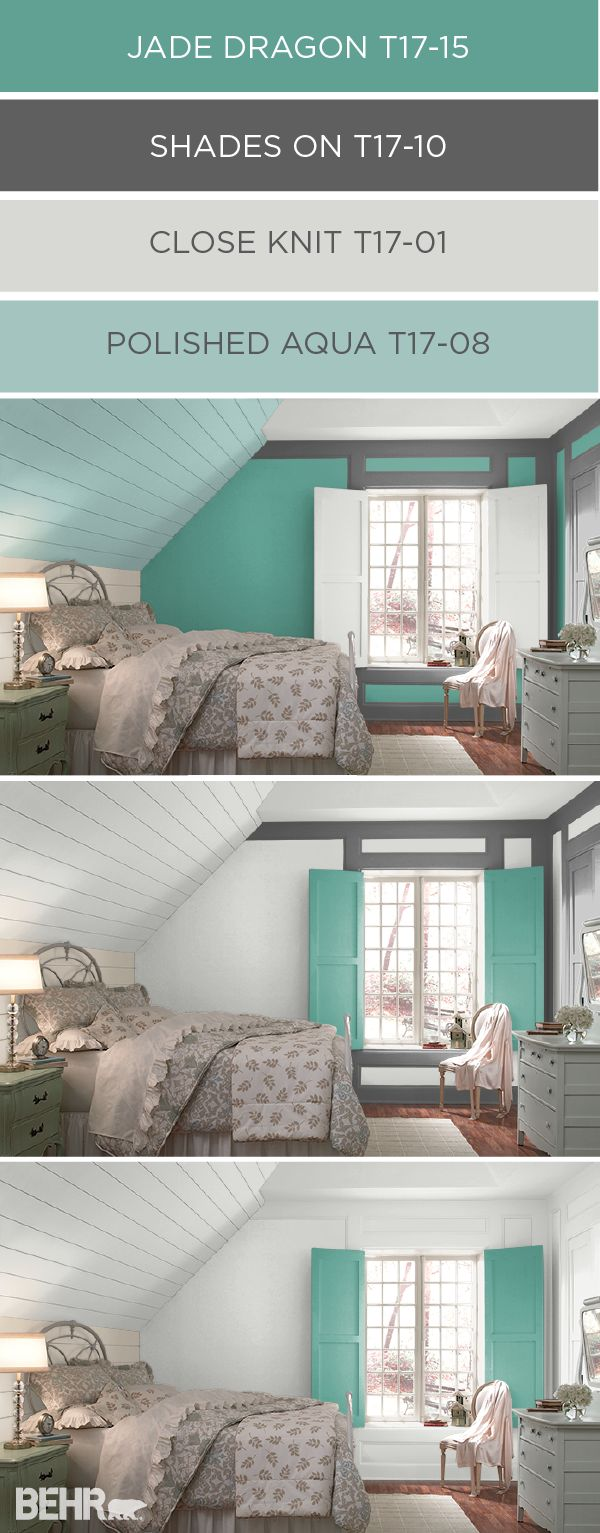 The Colorsmart Tool By Behr Helps You Plan And Preview Perfect Color Palette For Any