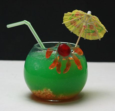 Dirty Fish Bowl Drink Recipe