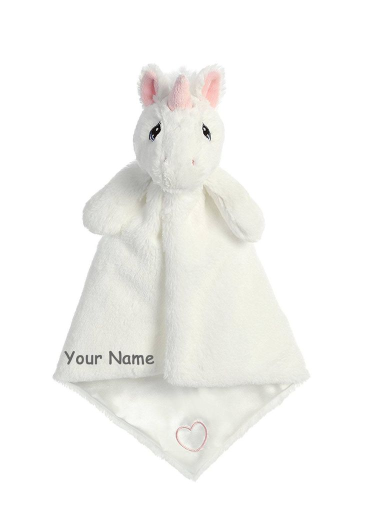 We are excited to share the latest addition to our Knextion Etsy Shop: Personalized Precious Moments Sparkle Unicorn Baby Plush Snuggle Blanket! Perfect for baby showers and gender reveal party! #babygirl #preciousmoments #babyshower #customblanket