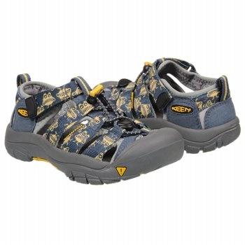 Keen Newport H2 Tod/Pre Sandals (Midnight Monster) - Kids' Sandals - 8.0 M