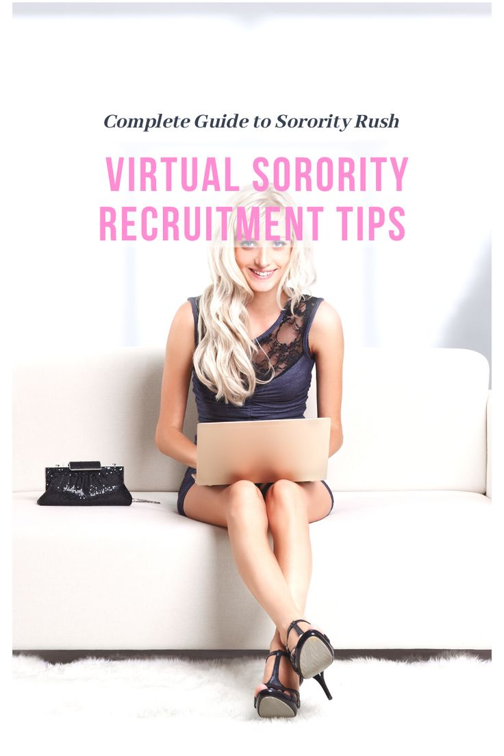 Complete Guide to Sorority Rush Recruitment Sorority