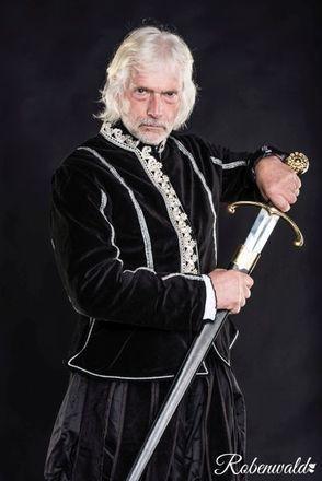 Tudors Samtdoublet