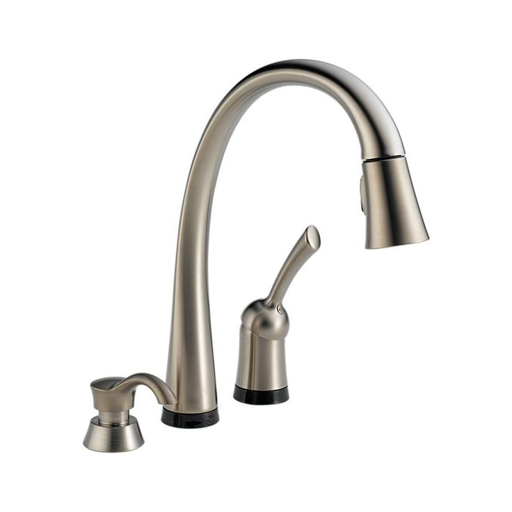 18 Best Images About Delta - Kitchen Faucets Pull Out On Pinterest