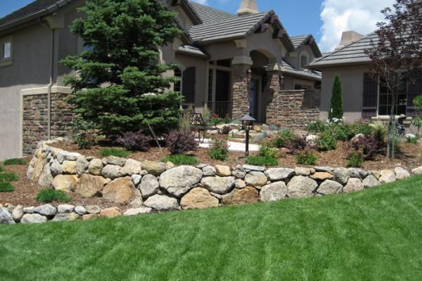 Landscaping Ideas For Small Slopes | landscape ideas and pictures | landscape ideas and pictures