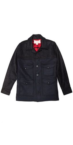 Filson Lined Guide Fit Cruiser Coat