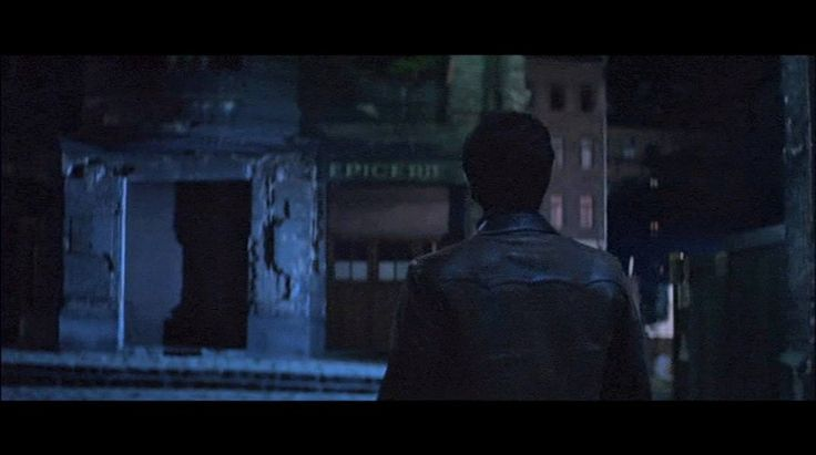 "Escape from Victory (1981) ""Victory"" John Huston movie. Starring: Sylvester Stallone, Michael Caine, Pelé...  Scene: Paris Filming Location: Budapest Jobbagy Street"