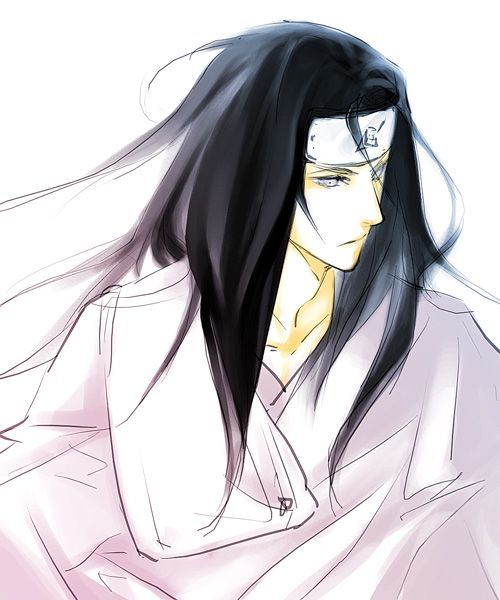 17 Best Images About Neji Hyuga On Pinterest