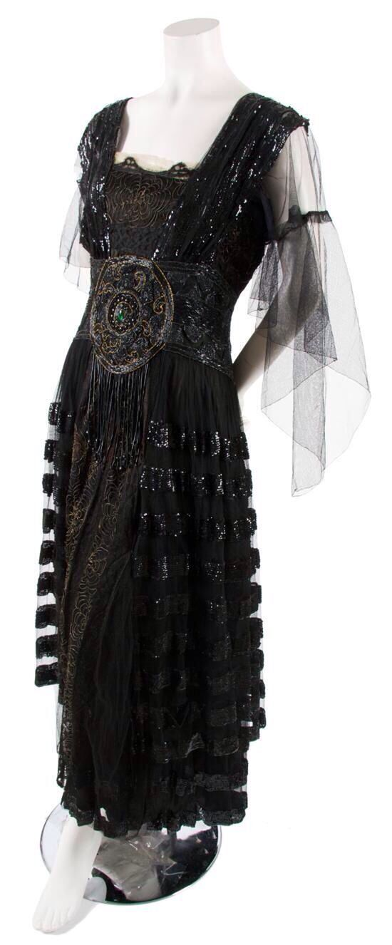 Vintage Dress 1920's                                                                                                                                                                                 More