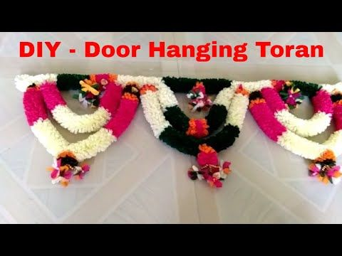 DIY Simple Macrame Jhula Wall Hanging | Macrame Wall Art - YouTube