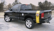 Dodge Ram 1500 Hemi Rumble Bee - articles, features, gallery, photos, buy cars - Go Motors