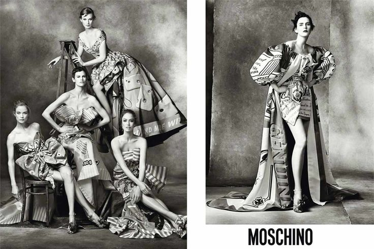 Moschino, revival 90's