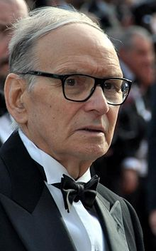 Ennio Morricone (1928) is an Italian composer, orchestrator and conductor, who has written music for more than 500 motion pictures and television series, as well as contemporary and modern classical works. His scores have been included in over forty award-winning films. In a career lasting over six decades, he composed some of the most recognizable film scores in cinematic history.