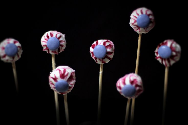 SMARTIES Eyeballs Treat Halloween party guests to an eye-popping treat.