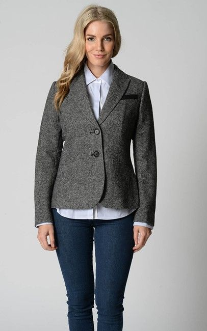 Wardrobe #essential! Grey blazer by Esprit was $249 and is now $65 at Ozsale.