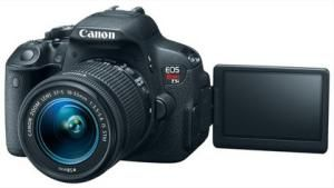 The Top 5 Entry-Level DSLRs: Canon EOS Rebel T5i