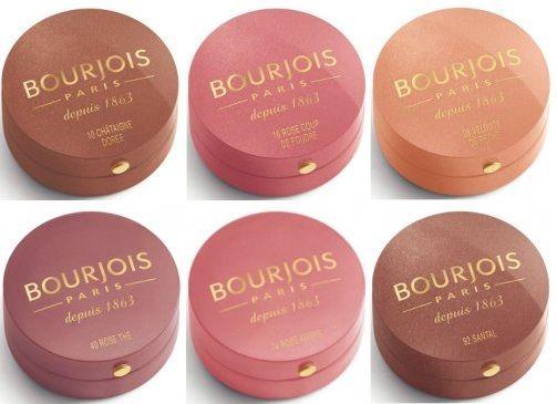Róż Bourjois Pastel Joues promocja