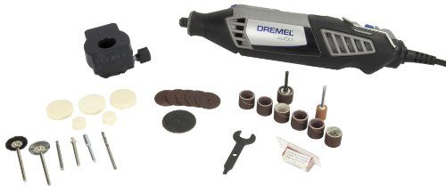 Dremel 4000 Series 28 Piece 1.6A Corded Electric Variable Speed Rotary Tool Kit #Dremel #Series #Piece #Corded #Electric #Variable #Speed #Rotary #Tool