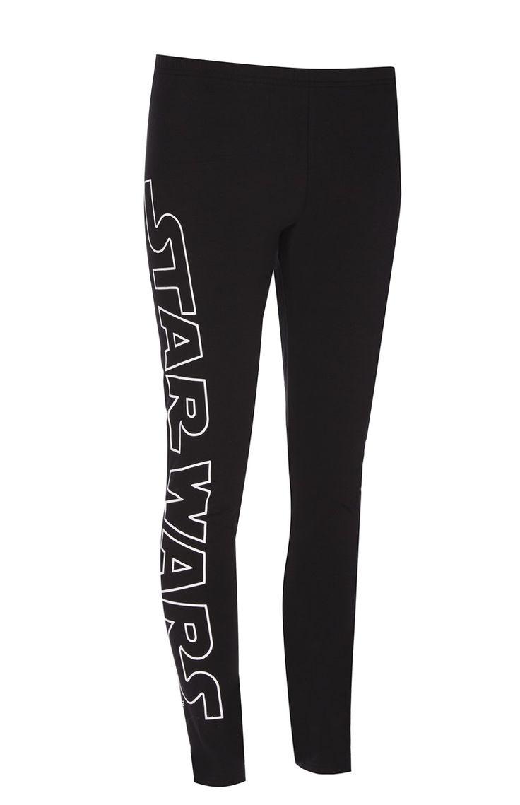 Primark - Leggings con «Star Wars» al costado Leggings - http://amzn.to/2id971l