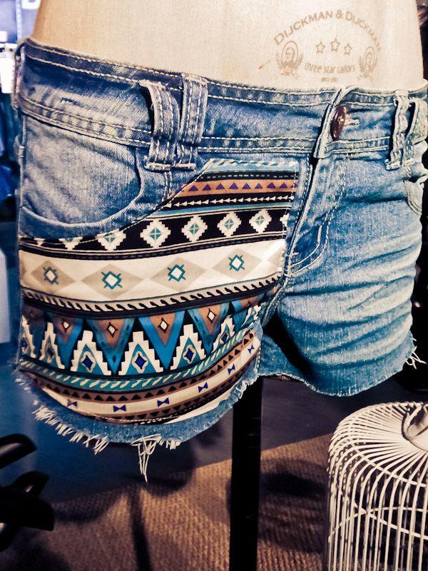 Short motifs azteques