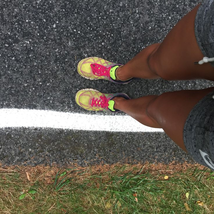 Such a tanned runner.