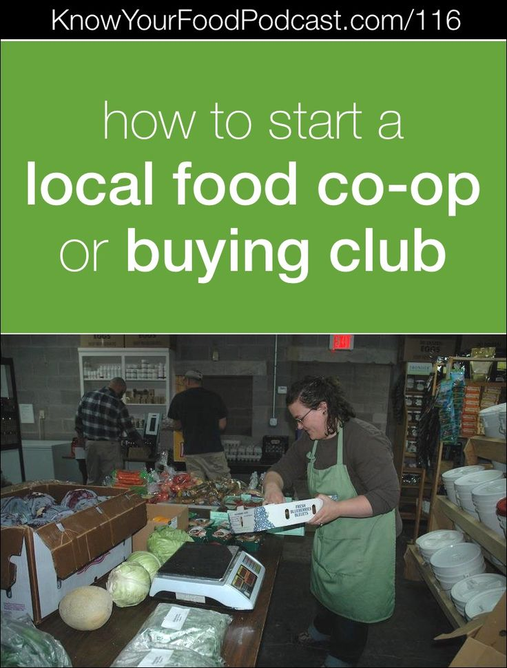 Want to start a local food co-op or buying club? Look no further than John Moody! He's the guy behind the innovative and helpful Whole Life Buying Club in Louisville, Kentucky and he's the author of  the Food Club and Co-op Handbook.  Plus, the tip of the week!