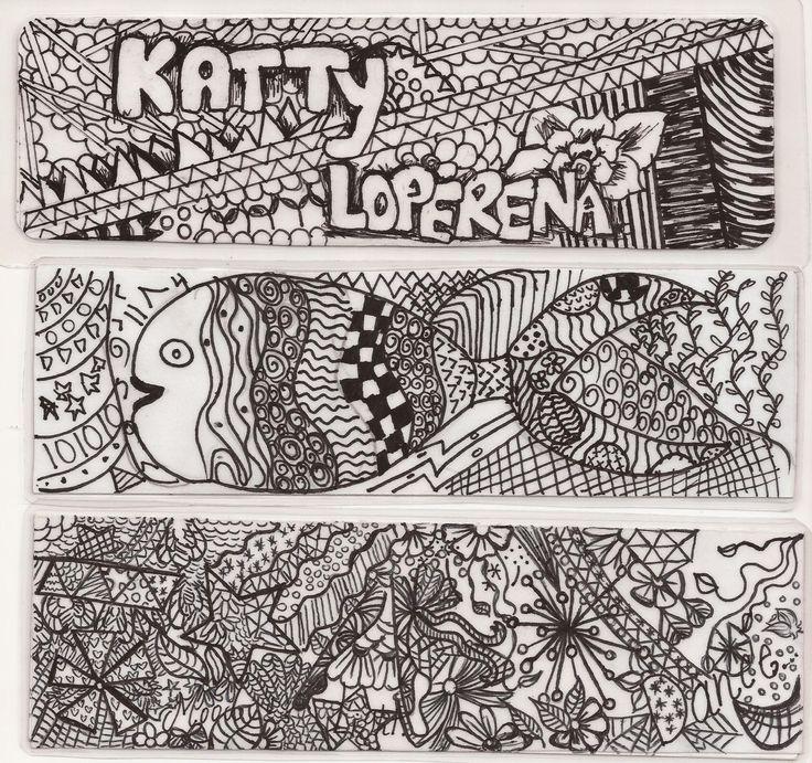 Trabajos de Katty Donado-Laura Araujo y Sofia López