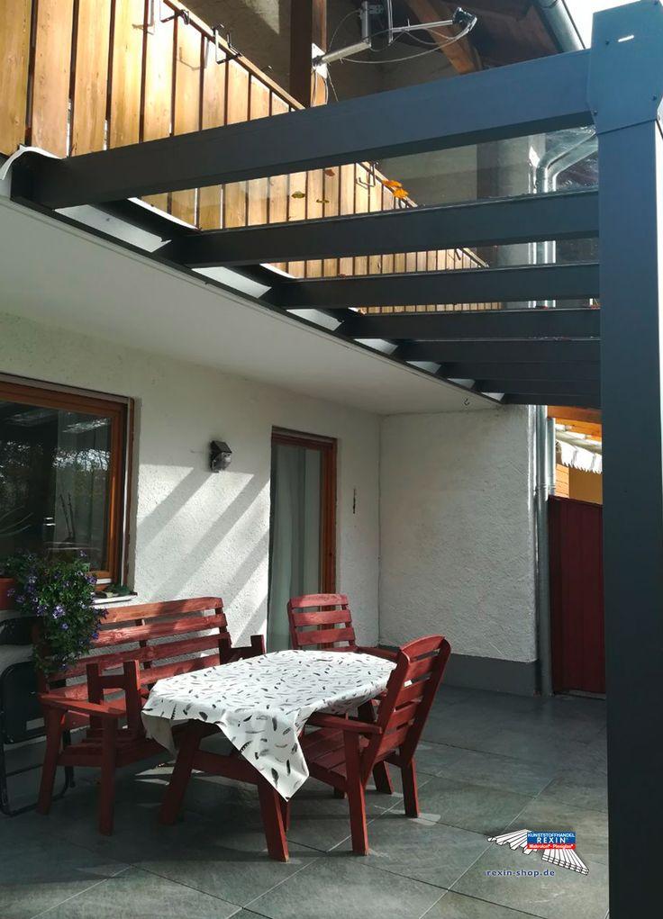 Die besten 25+ Terrassendach alu Ideen auf Pinterest Pergola - auswahl materialien terrassenuberdachung