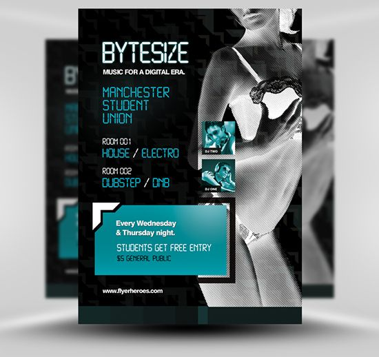 95 best images about free psd flyer templates on pinterest flyer template psd flyer templates for Flyerheroes free
