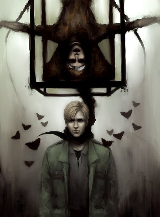 Silent Hill 2 / James and Maria by omurizer on DeviantArt