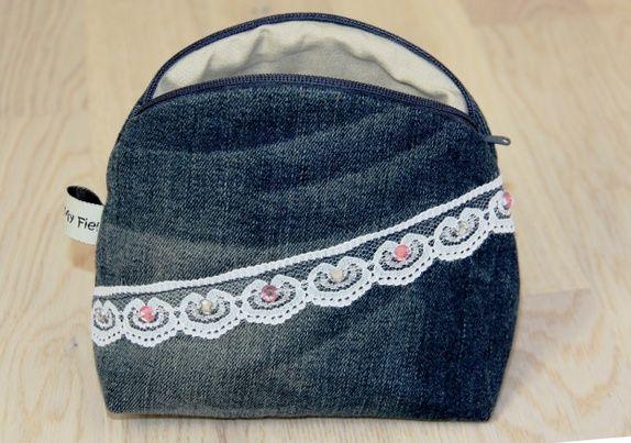 Redesign Pung av Jeansbukse