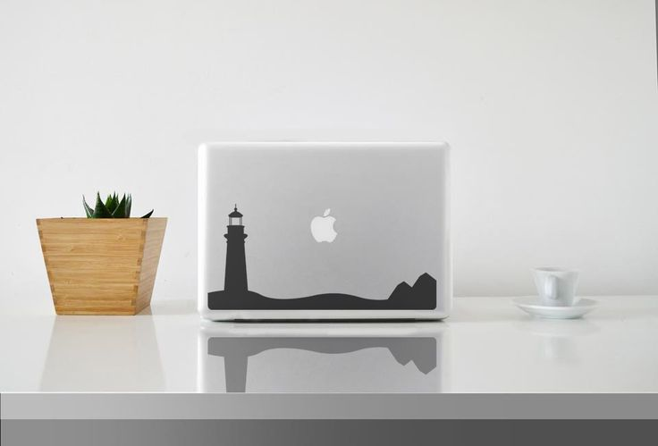 Lighthouse || MacBook sticker || our online store: www.etsy.com/it/shop/PasteITsticker || our facebook page: https://www.facebook.com/pasteit.it || #pasteit #sticker #stickers #macbook #apple #blackandwhite #art #drawing #custom #customize #diy #decoration #illustration #design #technology #computer #pc #concept #idea #minimalist #decal #skin #cover #laptop #lighthouse #sea #rocks #water #sailor #ship #pirates #landscape