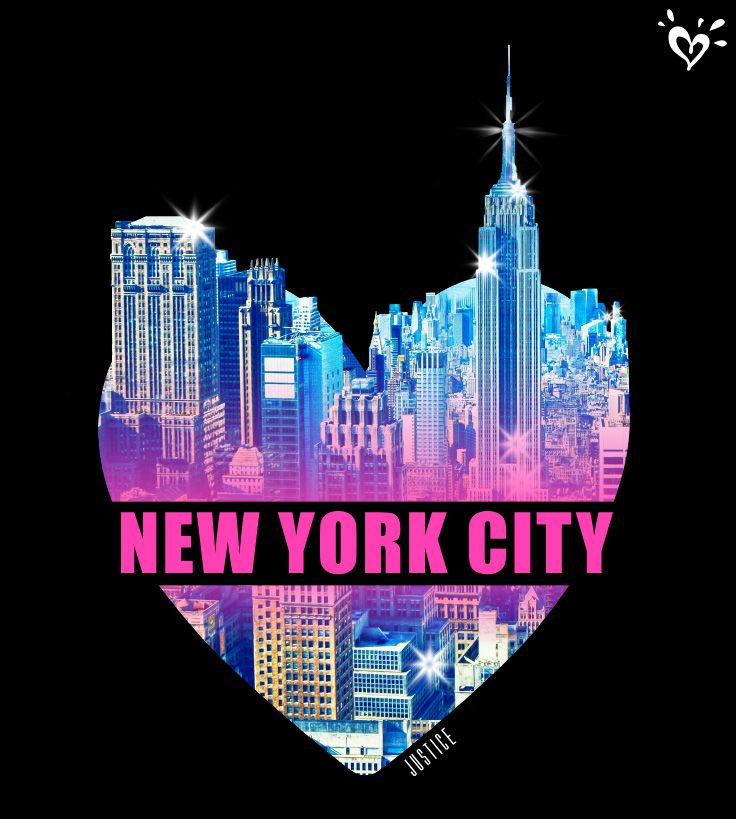 The Big Apple- catwalks, bagels, subways and scenery. Welcome to the big city with an even bigger heart!
