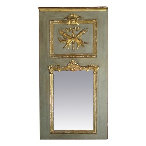 antique french trumeau mirror mirrors pinterest. Black Bedroom Furniture Sets. Home Design Ideas