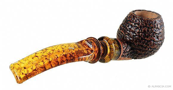 Ser Jacopo S2 Delecta - smoking pipe 354 - Ser Jacopo 354 - www.alpascia.com