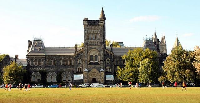 University of Toronto by prayitno, via Flickr