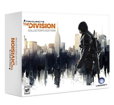 emagge-emagge: Tom Clancy's The Division Collector's Edition - Xb...