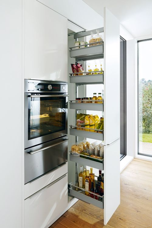 Stauraumking Der Apothekenschrank in der Küche mehr Infos zur - www küchen quelle de
